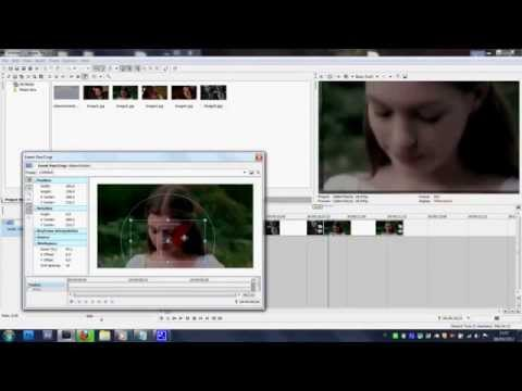 Sony Vegas Tutorial || Effect #113