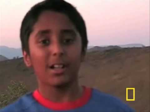 National Geographic Bee 2010 - Geographic Bee 2010 - AZ Finalist