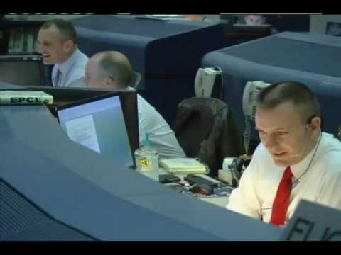 Mission Control Helps Synchronize Shuttle's Return