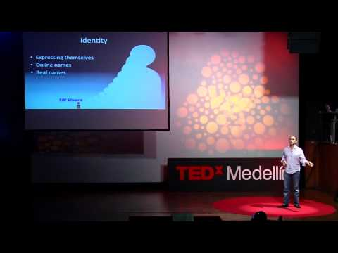 TEDxMedellín - Aber Whitcomb: Evolution of Social Networking