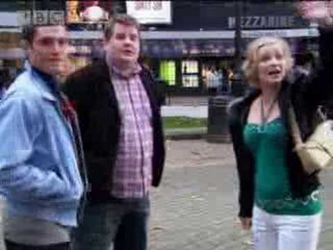 Double date - Gavin and Stacey - BBC comedy