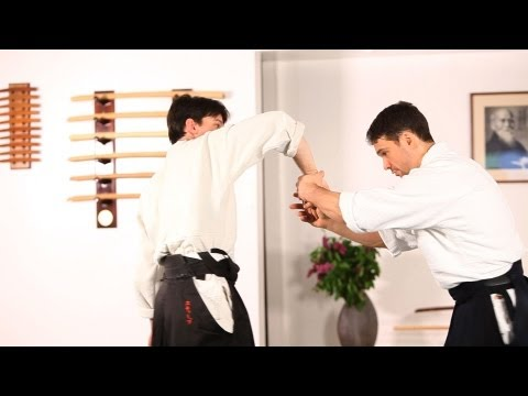 Aikido Techniques: Te Sabaki  | How to Do Aikido