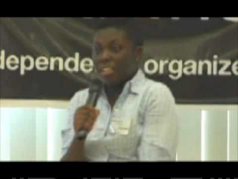 TEDxYouthInspire@Accra - Shirley Osei-Mensah - 10 Keys to Success