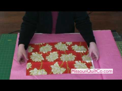 Fat Quarters - Brand New to Quilting series - Quilting Tutorial