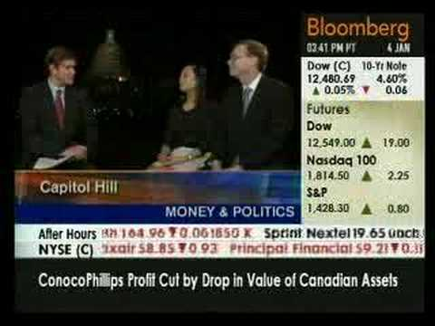 The Economy and The New Congress - Susan Lee on Bloomberg