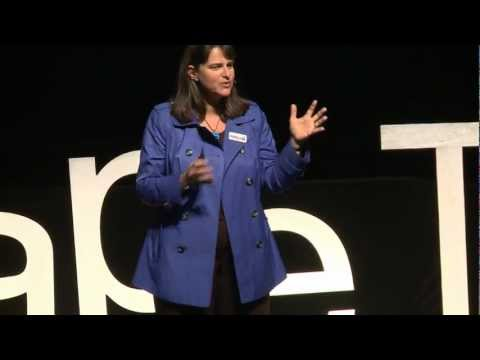 Changing The Course Of Education: Louise van Rhyn at TEDxCapeTown