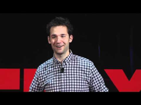 TEDxMidwest - Alexis Ohanian - How to Make the World Suck Less