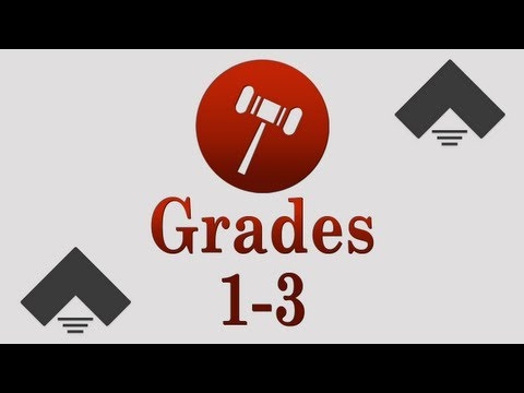 Short SAMPLE - What is the Legal System (Grades 1-3)