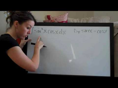 Trigonometric Integrals Example 2