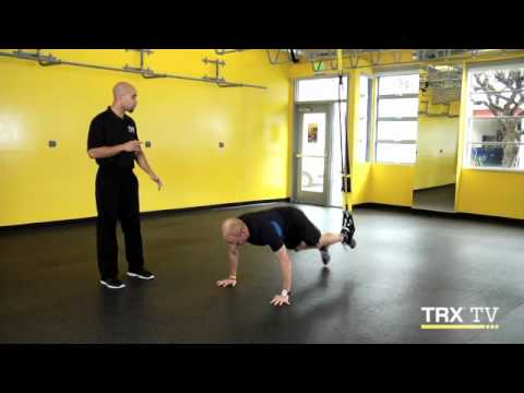 TRXtv: April Featured Movement: Week 1