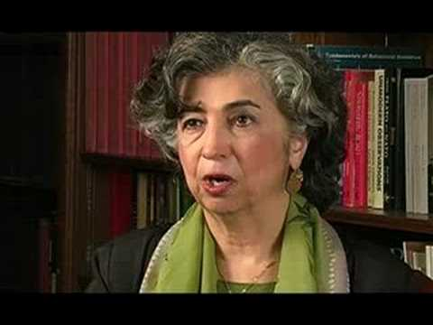 Shahla Haeri on women in Iran