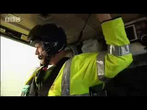 Real life helicopter paramedics to the rescue BBC
