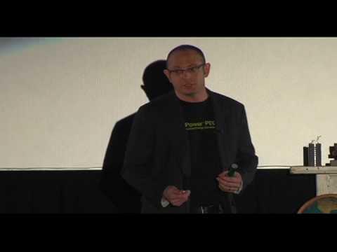 TEDxCLE - Aaron LeMieux - 2/26/10