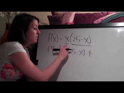Product Rule Example 1