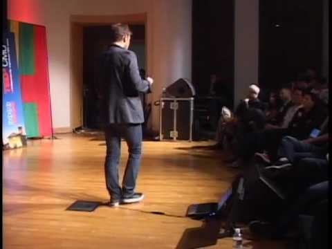 TEDxCMU - Chase Jarvis - Setting Your Ideas Free: The Grand Experiment