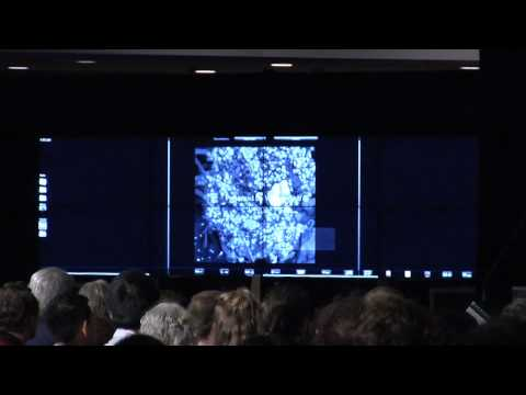 TEDxNASA@SiliconValley - Michael Sims & Estelle Dodson - Walls Without Boundaries