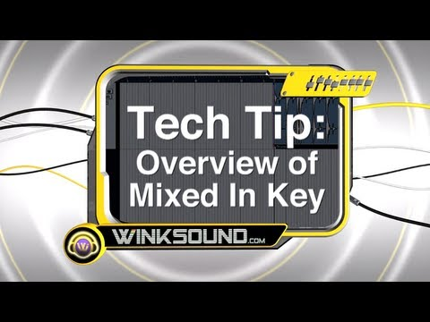Tech Tip: Overview of Mixed In Key | WinkSound
