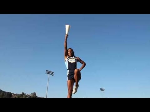 What Is Competitive Cheerleading?