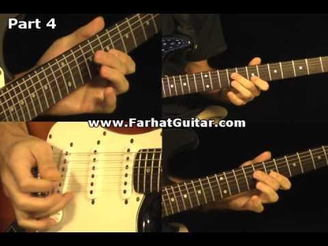 Revolution - The Beatles Guitar Cover Part 4  www.FarhatGuitar.com