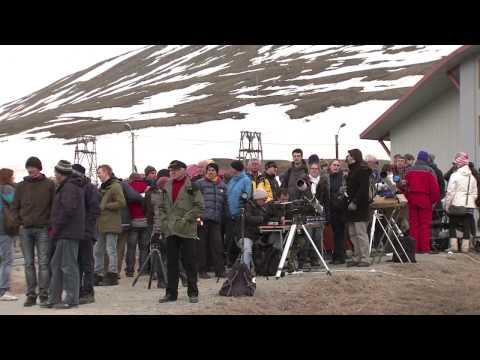 Venus solar transit 2012 - Transit observers