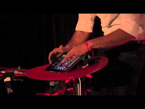 TEDxHultBusinessSchoolSF - Alex Kane - Coalesce Music and Technology