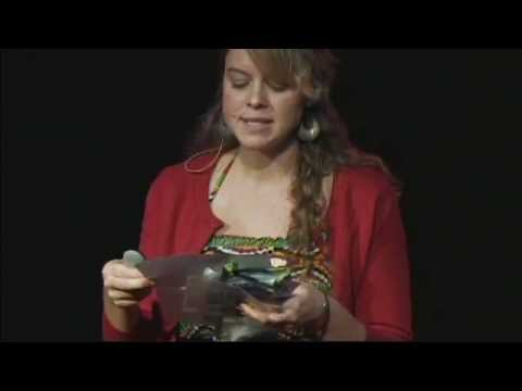 TEDxRaleigh 2011 - Callie Brauel - Not Just a Statistic