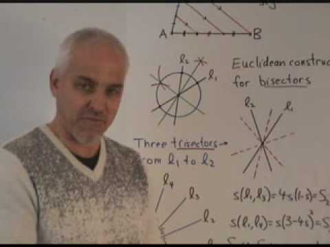 WildTrig29: Trisecting angles and Hadley's theorem
