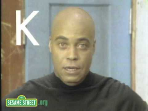 Sesame Street: James Earl Jones: Alphabet