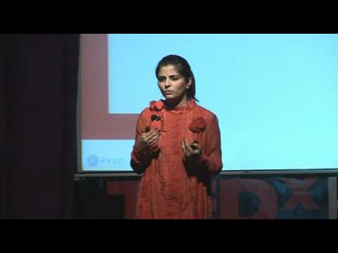 TEDxKinnaird - Hajira Khan - What Volunteering Taught Me