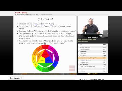 Web Design: Color Theory