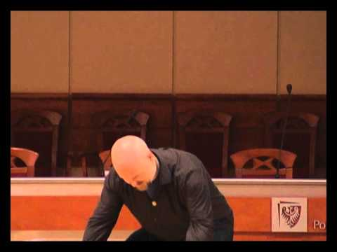 Problem with cats in boxes: Christian Dumais at TEDxWroclaw