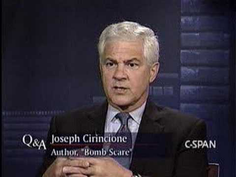 The Nuclear Weapons Threat-Interview w Joe Cirincione Pt 4