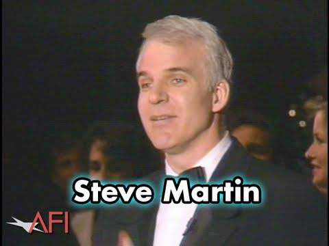 Steve Martin Salutes Jack Lemmon at AFI Life Achievement Award