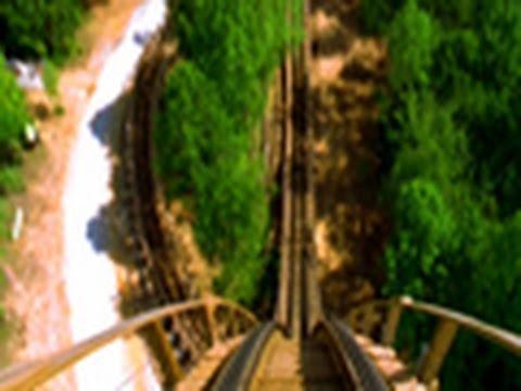 Riley Rides Rails