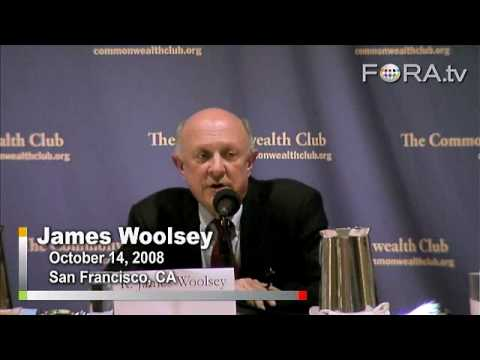 U.S. Energy Independence and Democracy Abroad - R. James Woolsey