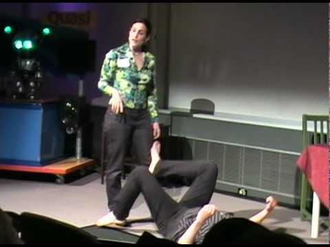 TEDxUniPittsburgh - Attack Theatre - Counterbalance