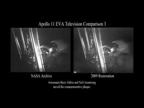 NASA Releases Restored Apollo 11 Video at the Newseum (Part 3)