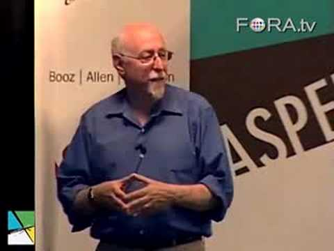 The Evolution of the Internet - Walt Mossberg