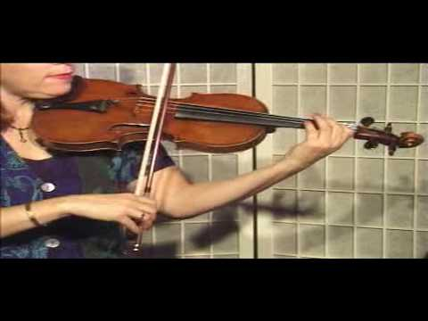 Violin Lesson - Song Demonstration - Minuet #2