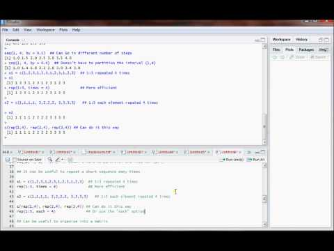R14. Data Creation (Econometrics in R)