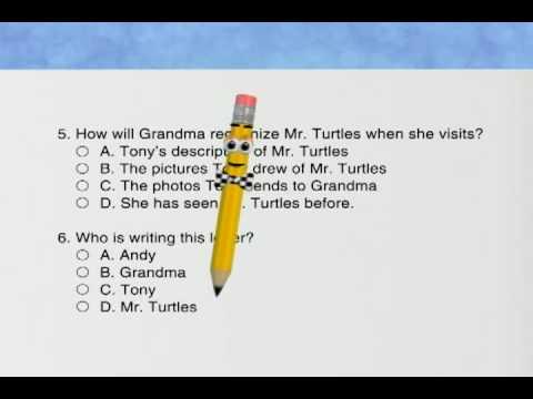 Reading Comprehension Sample Clip