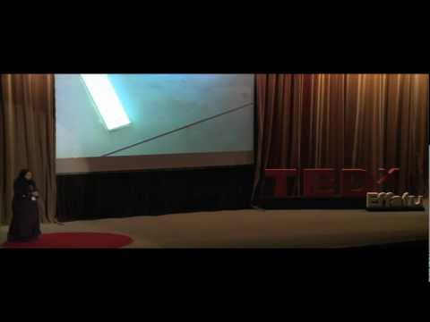 Preserved Dignity for Elderlies: Areej Al-Sharif at TEDxEffatU