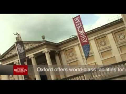 Studying Anthropology and Geography at Oxford Brookes University: Japanese translation