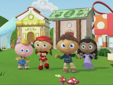 "SUPER WHY! |  ""Hip Hip Hooray!"" 