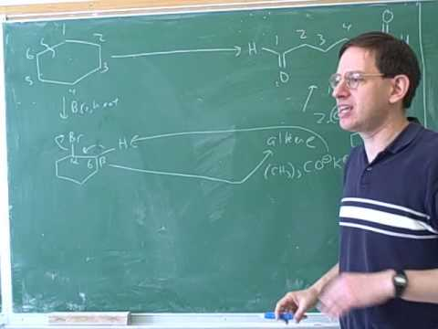 Organic chemistry: Synthesis problems (3)