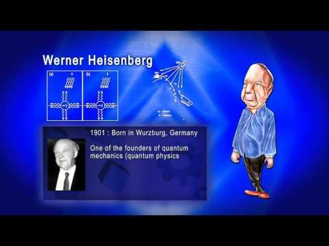Top 100 Greatest Scientist in History For Kids(Preschool) - WERNER HEISENBERG