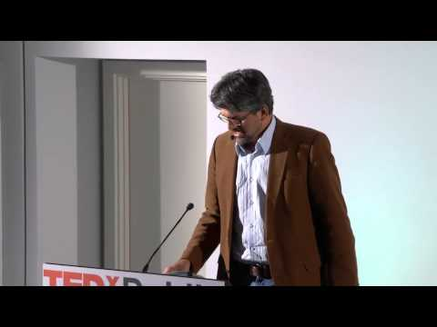 TEDxDUBLIN - Anil Kokaram --  The Mathematics of Bullet Time -- From Muybridge to the Matrix
