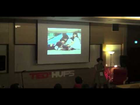 TEDxHUFS - Yuna Kim - Flip me and the writing historically