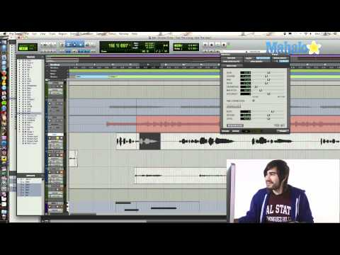 Using Pitch Shift - Pro Tools 9