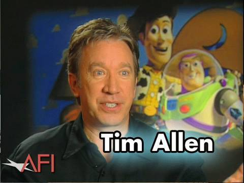 Tim Allen On Toy Story, Snow White and Traditional Cel Animation